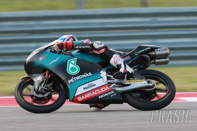 Moto3 Jerez - Free Practice (1) Results