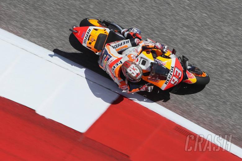 MotoGP: Pole-sitter Marquez leads Dovizioso in warm-up