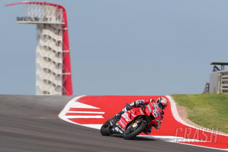 MotoGP: Dovizioso: 13th really bad, pace for second group