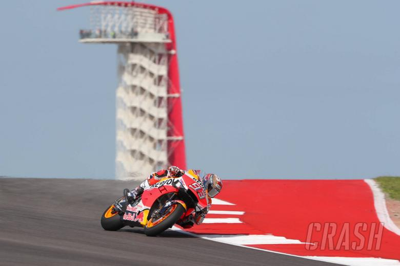 Marquez keeps perfect COTA record with pole position