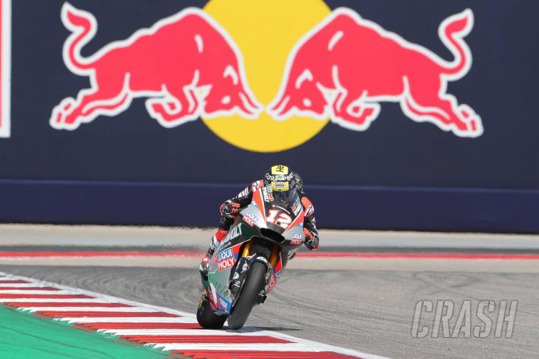 MotoGP: Moto2 Austin, COTA - Race Results