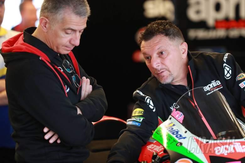 MotoGP team boss Fausto Gresini 'making progress, long path ahead'