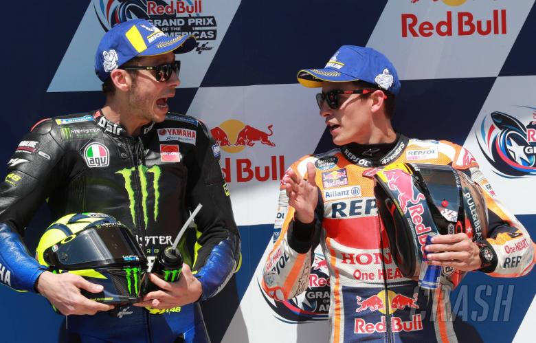 MotoGP: Rossi second, feeling 'strong' after 'strange day'