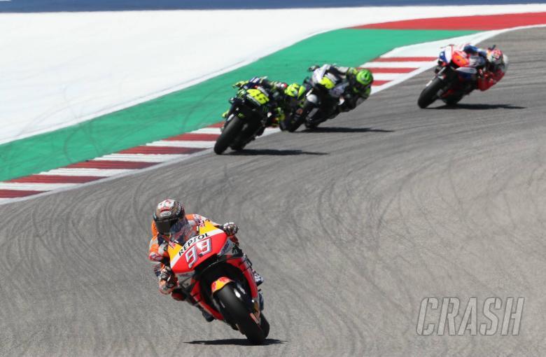 MotoGP: 'Big mistake' ends Marquez unbeaten run