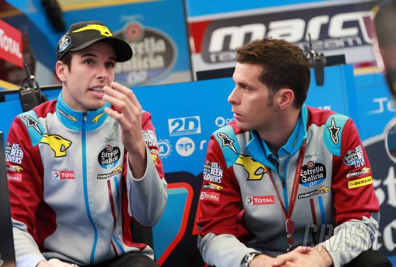 'Harapan adalah Alex Marquez berjuang untuk gelar'