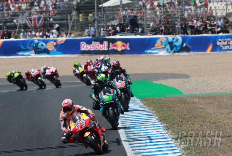 Spanish MotoGP, Jerez - Race Results