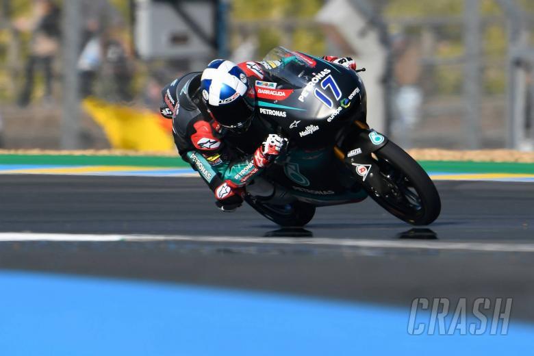 Moto3 Le Mans: McPhee terbakar untuk tiang Prancis