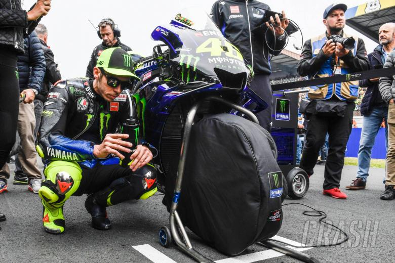 Rossi: When I stop, I'll miss this the most