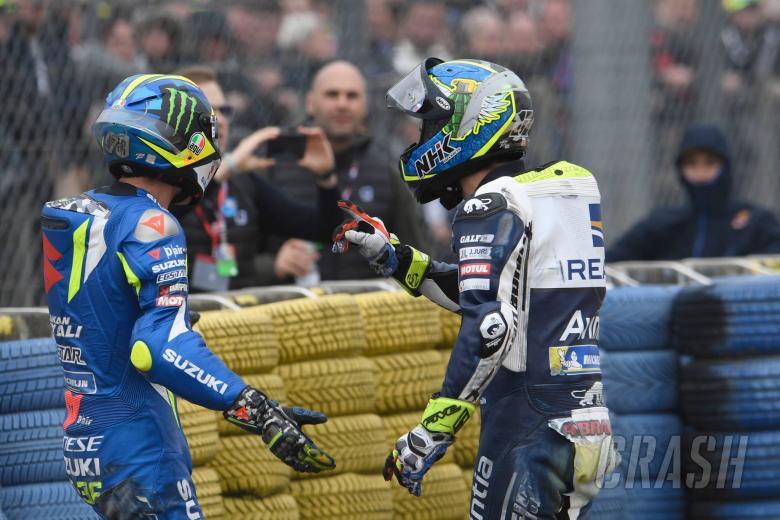Mir, Abraham, French MotoGP race 2019