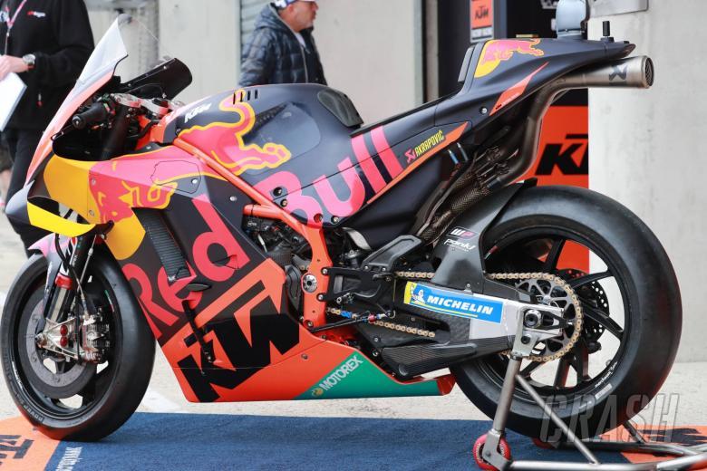 Pol Espargaro's KTM, French MotoGP 2019