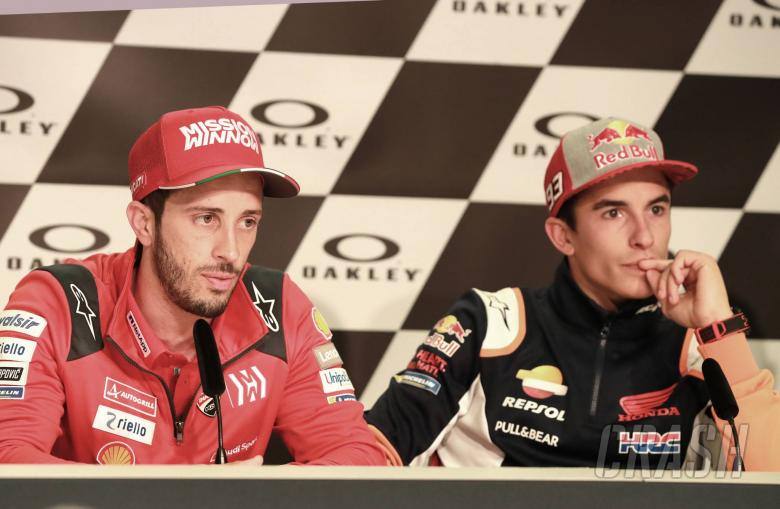 Marquez warns Honda can upset Ducati on home soil