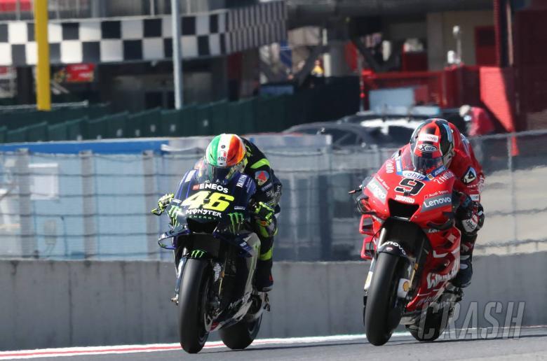 Rossi, Petrucci, Italian MotoGP 2019