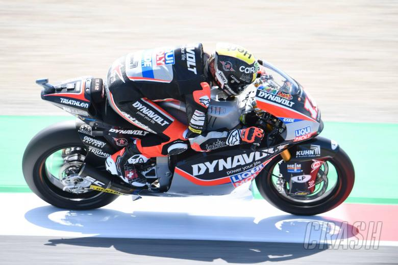 Moto2 Catalunya - Free Practice (1) Results