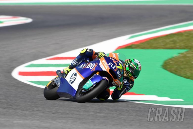 Baldassarri stays in Moto2 for 2020