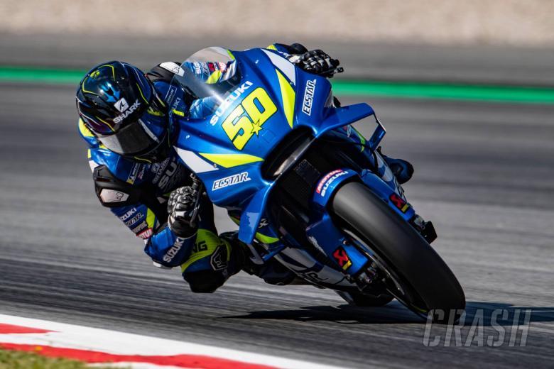 Guintoli kembali ke Suzuki di Brno