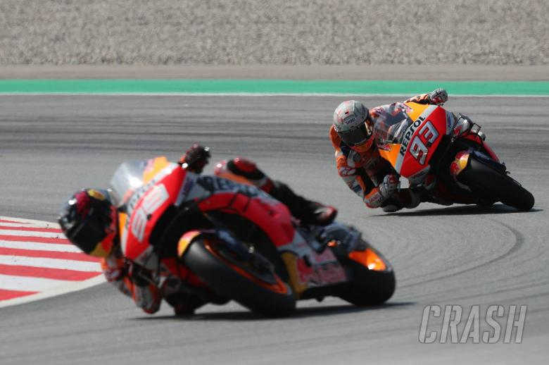Lorenzo arrival 'forced Marquez not to lower standards'
