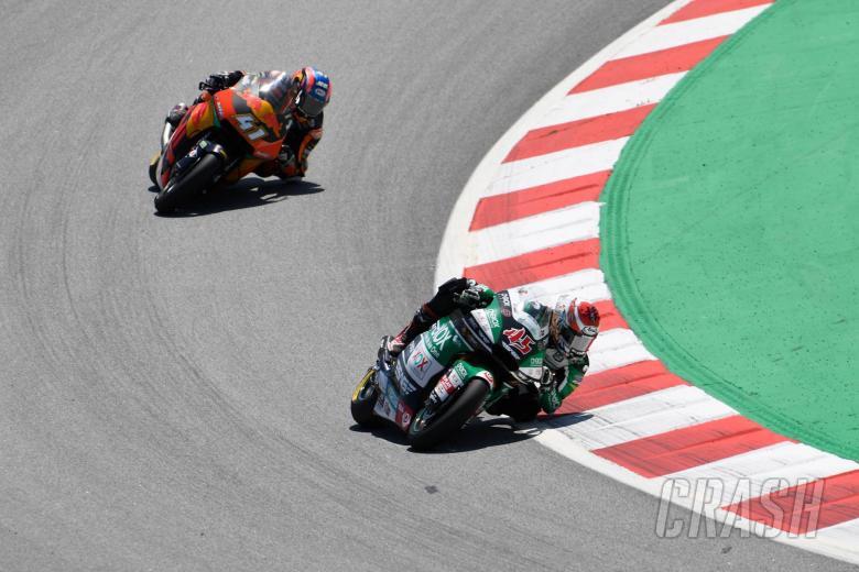 Moto2 Austria: Rekor kecepatan menggerakkan Nagashima untuk memimpin