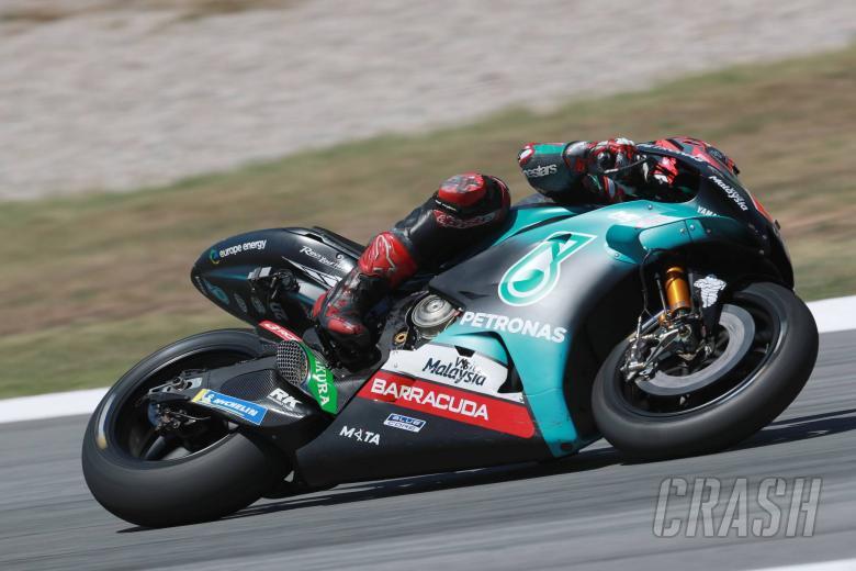 Catalunya MotoGP test times - Monday (4pm)