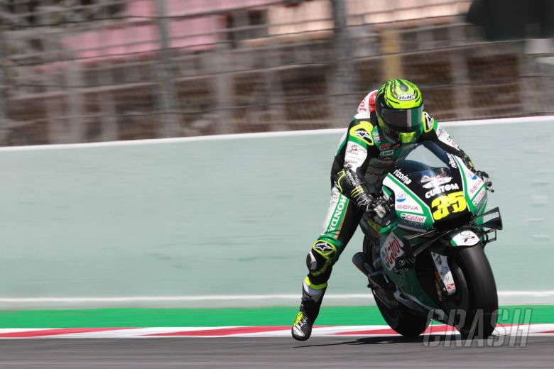Crutchlow: Different settings, same lap time