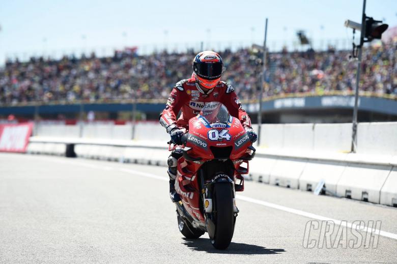 MotoGP closes aerodynamic 'grey areas'