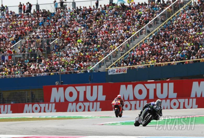 Assen tidak berharap balapan MotoGP Juni