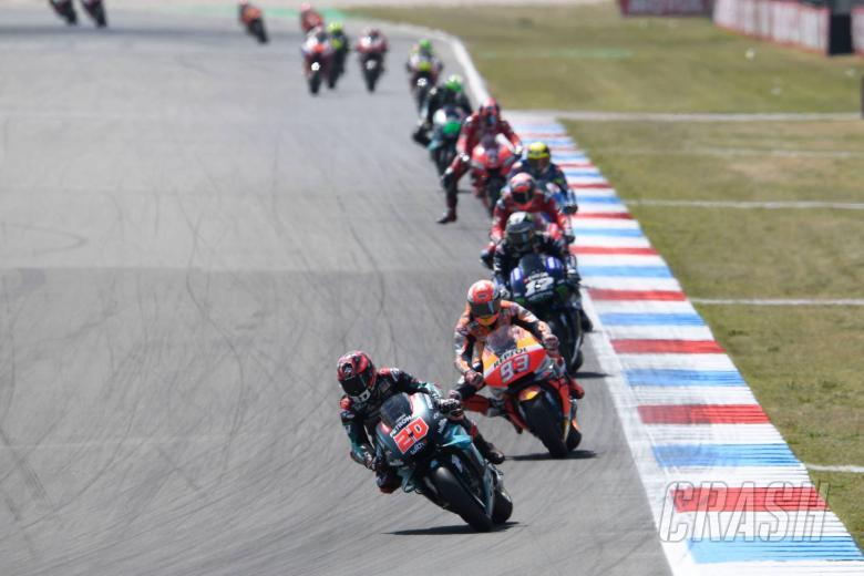 Quartararo, Dutch MotoGP race 2019