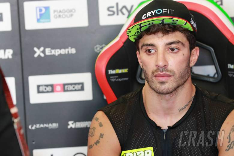 Andrea Iannone: 'The worst injustice I could have imagined'