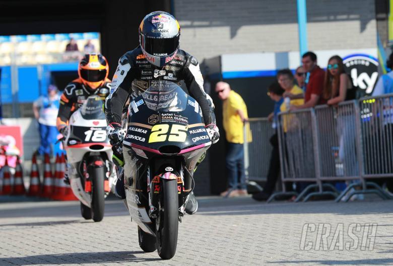 Raul Fernandez, Dutch MotoGP 2019