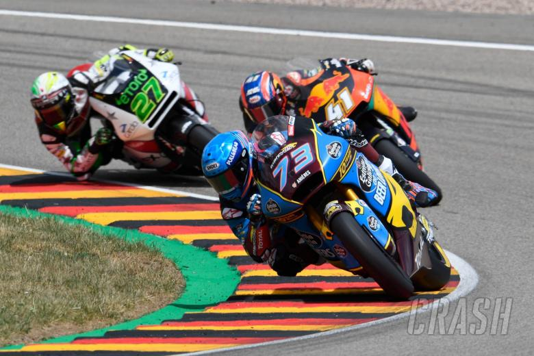 Moto2 Germany: Dominant Marquez returns to winning ways