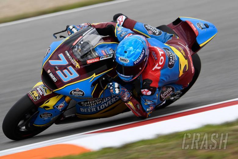 Moto2 Brno: Slick advantage sees Marquez blast ahead for pole