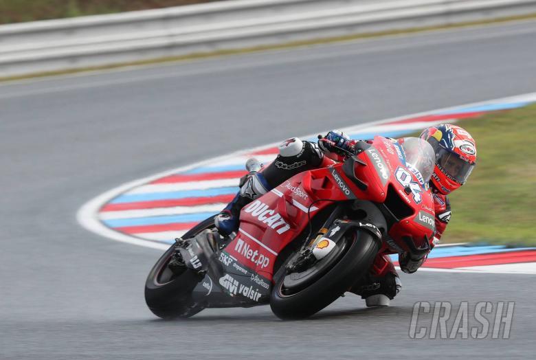 Dovizioso on risk, Marquez tactics, sleeping well