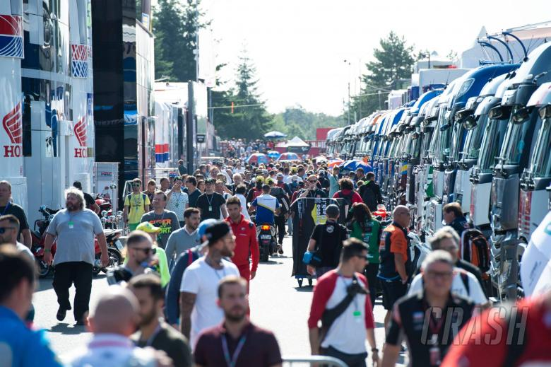 MotoGP preparing for 'closed-doors' races