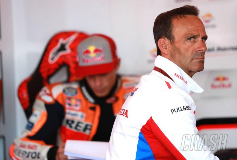 Puig, Marquez, Czech MotoGP 2019