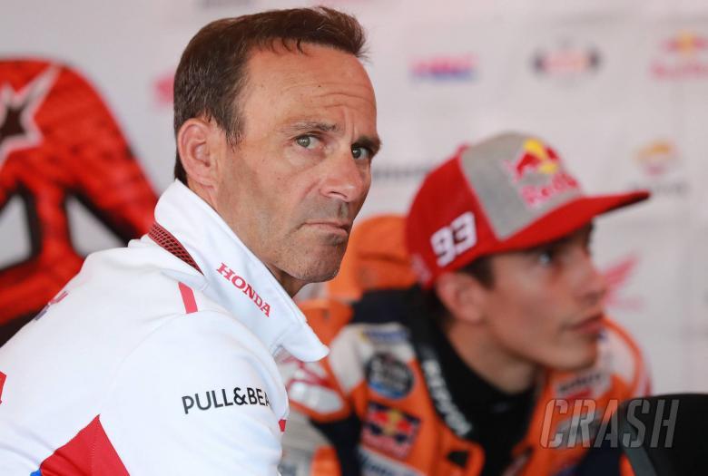 Puig: Kehilangan waktu di belakang Miller merugikan Marquez