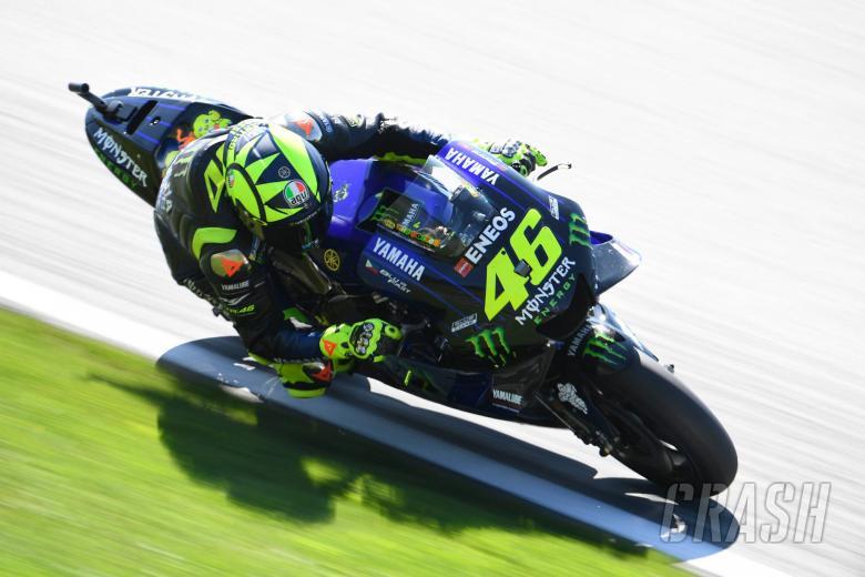 Rossi: Saya suka Silverstone
