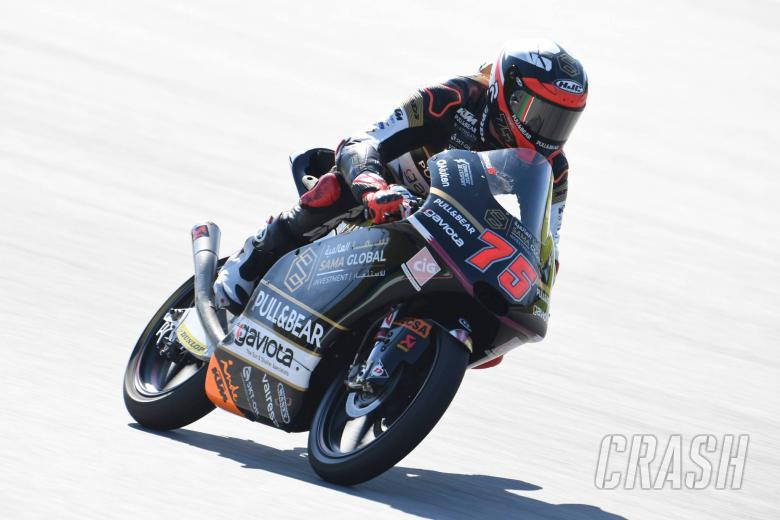Moto3 Buriram: Arena memenangkan pertarungan ketat Thailand
