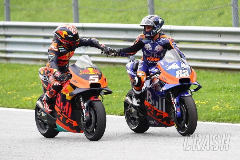 Zarco, Oliveira, MotoGP race, Austrian MotoGP 2019