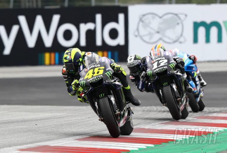 Rossi Austrian MotoGP 2019