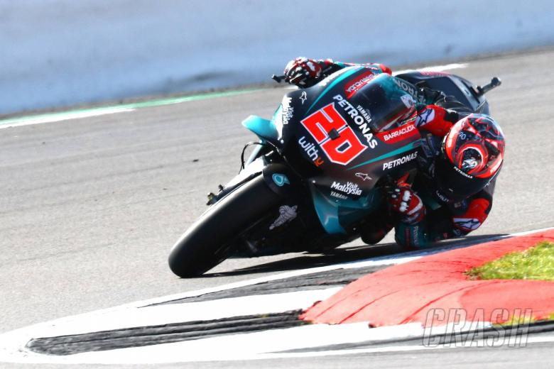 British MotoGP - Free Practice (3) Results