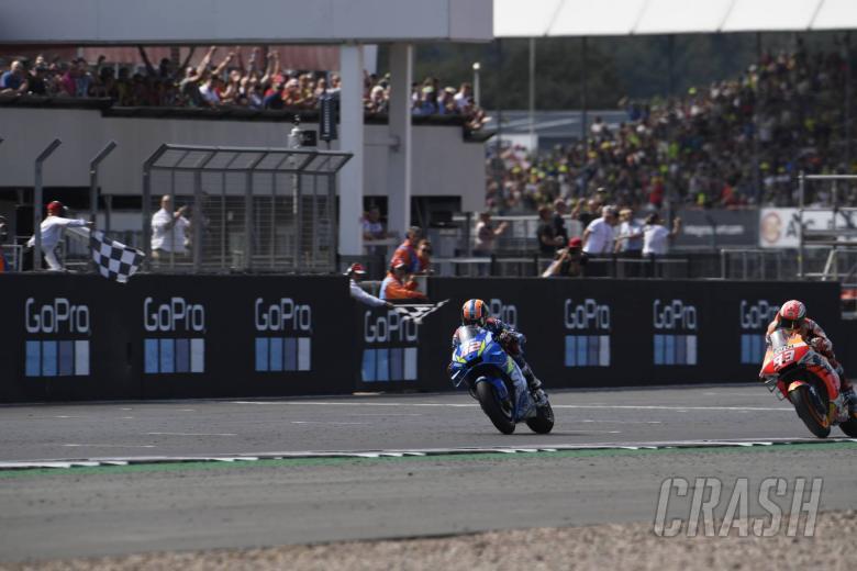 British MotoGP - Race Results