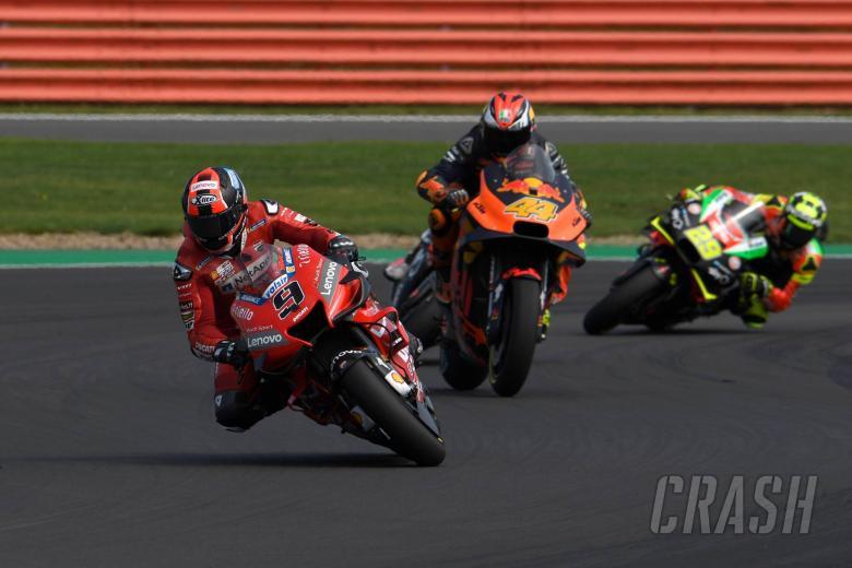 Petrucci: Plan A to remain in MotoGP - keen on Aprilia, KTM