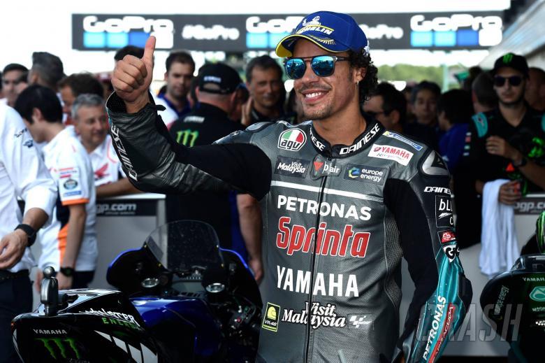 Morbidelli, British MotoGP race 2019