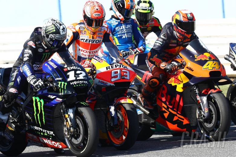 'Lucky' if MotoGP restarts by Catalunya?