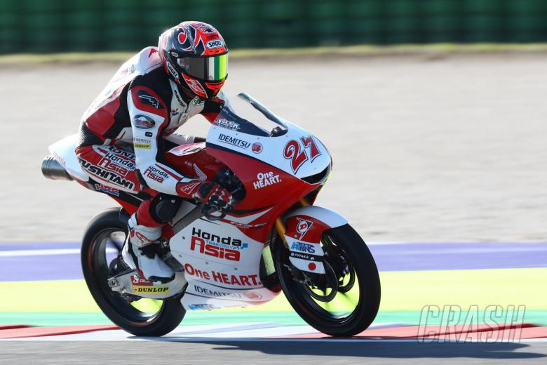 Moto3 Misano - Warm-up Results