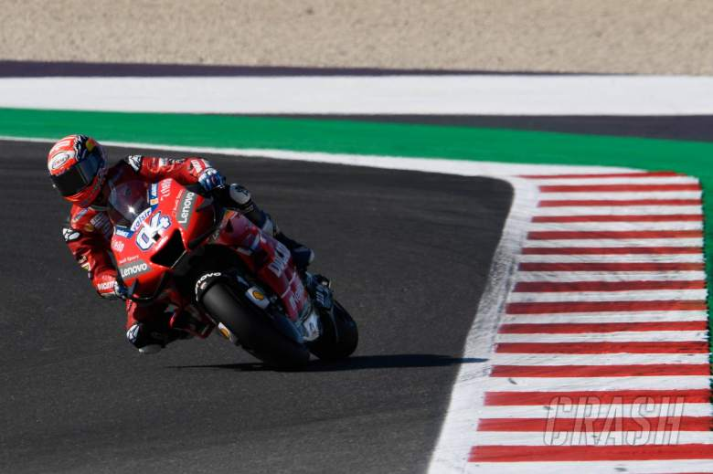 Michelin: Extra front tyre for 'new' Misano