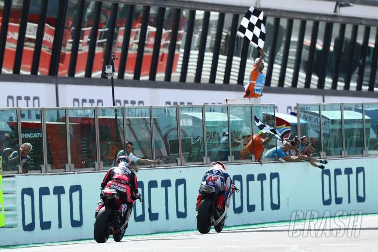 Augusto Fernandez, Moto2 race, San Marino MotoGP 2019