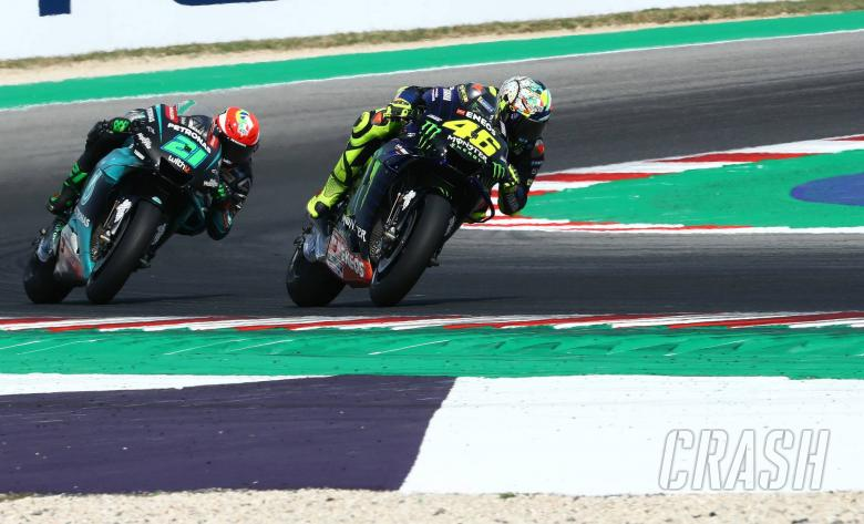 MotoGP Gossip: 'Disappointing to see Rossi demoted'