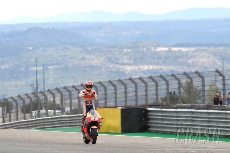 Marquez Adopsi Strategi Berbeda untuk MotoGP Aragon 2021
