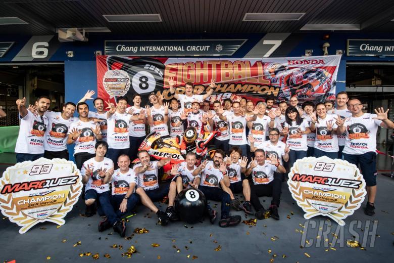 Marquez, Thailand MotoGP race 2019