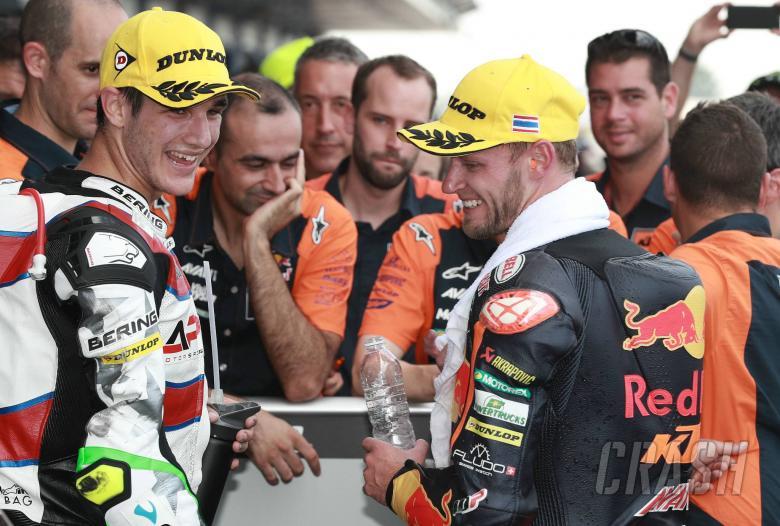 Iker Lecuona gets factory KTM MotoGP ride?